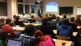 Ředitel NeoVize přednášel studentům Masarykovy univerzity