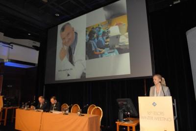 MUDr. Kristina Vodičková, Ph.D. přednášela na kongresu ESCRS - Oční klinika NeoVize