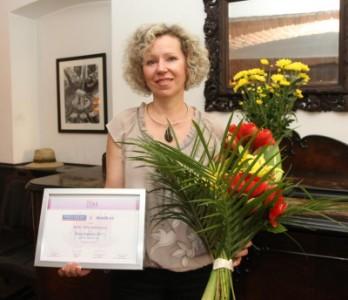 Primářka MUDr. Věra Kalandrová - Žena regionu 2011 pro Jihomoravský kraj