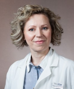 Oční klinika NeoVize, primářka MUDr. Věra Kalandrová
