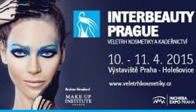 Měření zraku na veletrhu Interbeauty 2015