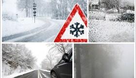 V zimních měsících je ostrý zrak na silnicích klíčový