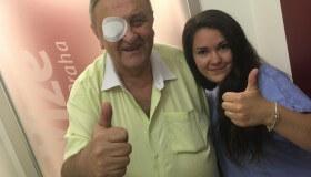 Pacient DuoVize vypráví o operaci