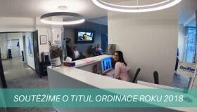 Hlasujte pro nás v Ordinaci roku 2018
