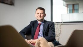 Ředitel oční kliniky DuoVize Petr Kocian v Hospodářských novinách