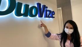 Koordinátorka DuoVize Andrea věří v to, co dělá