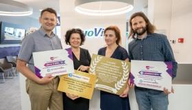 Převzali jsme zlatou plaketku pro vítěze ankety ORDINACE ROKU 2019