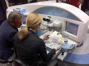 Naši lékaři na kongresu ESCRS ve Vídni