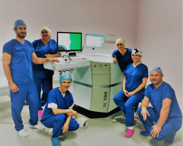 Nový nejrychlejší laser je v NeoVizi