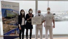 Dar pro Nemocnici Milosrdných bratří v Brně