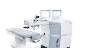 Nové technologie nám nejsou cizí, máme nový laser – ZEISS MEL 90