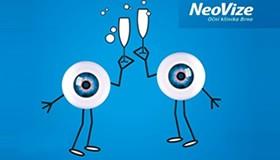 SLAVTE S NÁMI 4. narozeniny Oční kliniky NeoVize