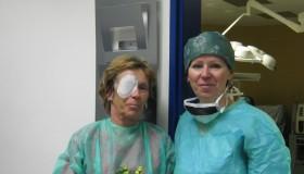 Odoperovali jsme již 13.000.nitrooční operaci!