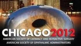 Účast na kongresu ASCRS a ASOA, Chicago