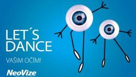 Let´s dance vašim očím!
