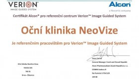 NeoVize přináší inovaci v léčbě astigmatismu