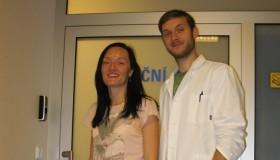 Sestra našeho optometristy po NeoLASIK HD®