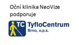 Podporujeme brněnské TyfloCentrum
