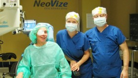 První implantace PanOptix v NeoVizi