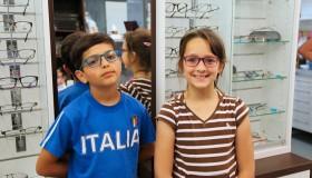 Nové brýle pro děti z Klokánku