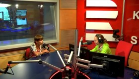 Primářka NeoVize hostem Radiožurnálu