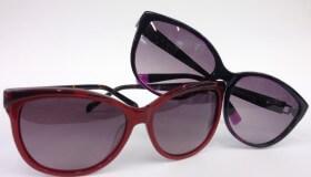 Značkové sluneční brýle s 50% slevou