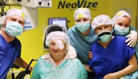 První laserová operace šedého zákalu na Moravě
