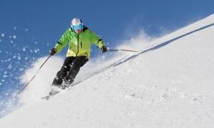 Špatný zrak a zimní sporty = nebezpečná kombinace