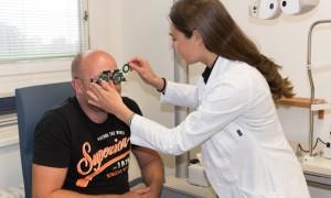 Také se bojíte očního lékaře?