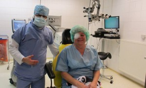 Žlutá čočka bez doplatku - Oční klinika Neovize