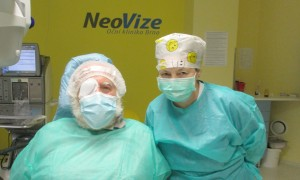 Torická čočka - Oční klinika Neovize